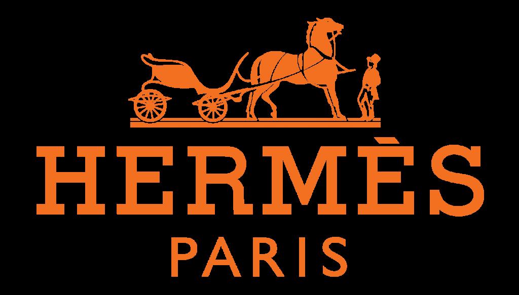 hermes necklace horn logo