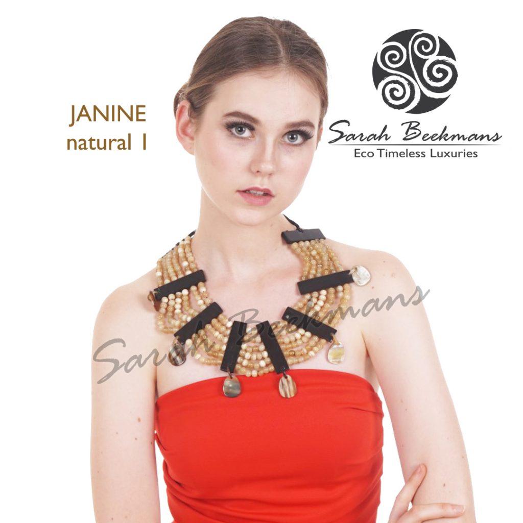 Horn choker janine