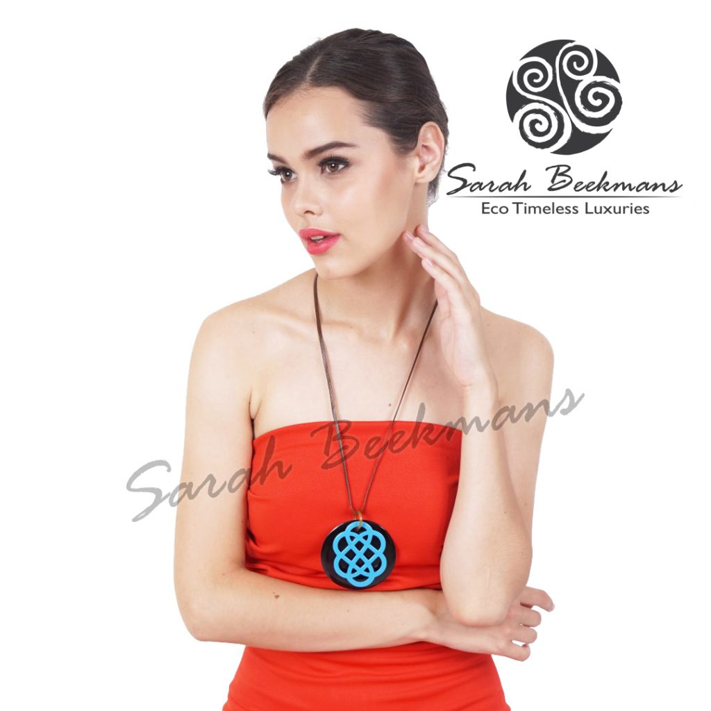 bull horn necklace anfisa
