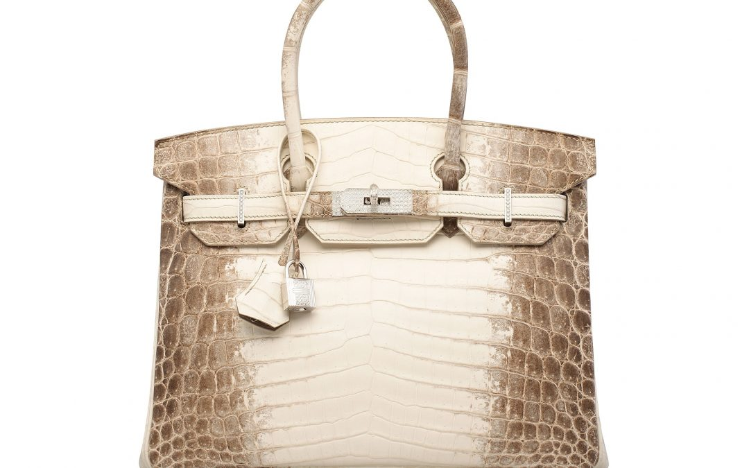 Hermes Birkin bag the most it bag in the world