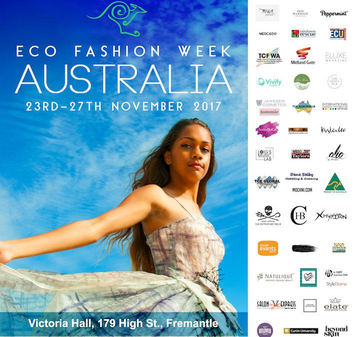 Eco Fashion Week Australia – Nov. 2017