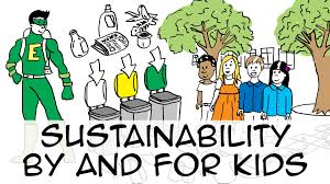 Why we need to educate our children about sustainability