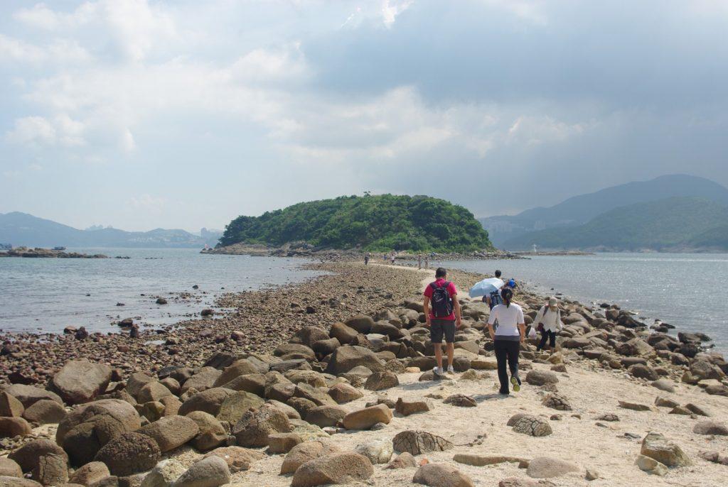 eco side of Hong Kong