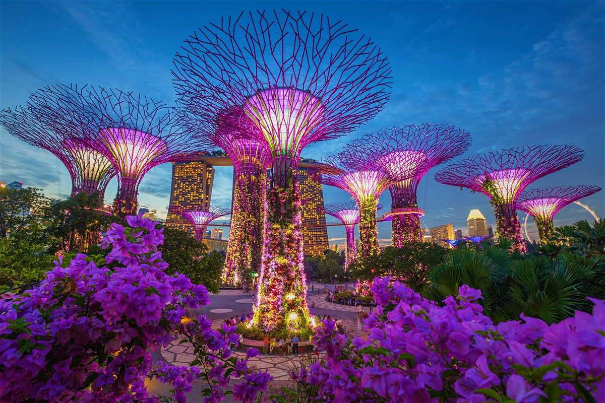 Lonely Planet Singapur