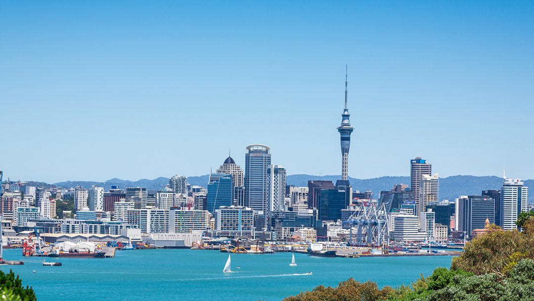 The natural beauty of Auckland