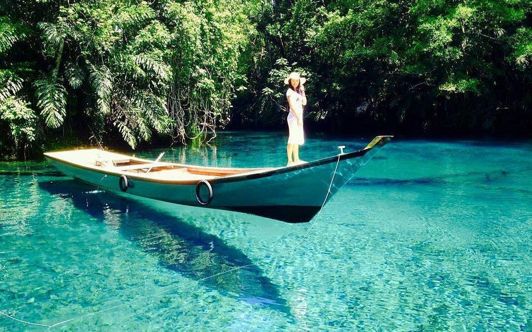 Danau Labuan Cermin and its Unique Charm