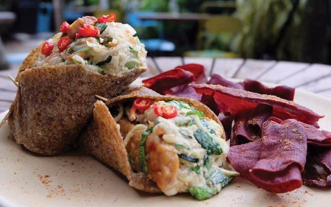 Burgreens Restaurant is a Healthy Fast Food