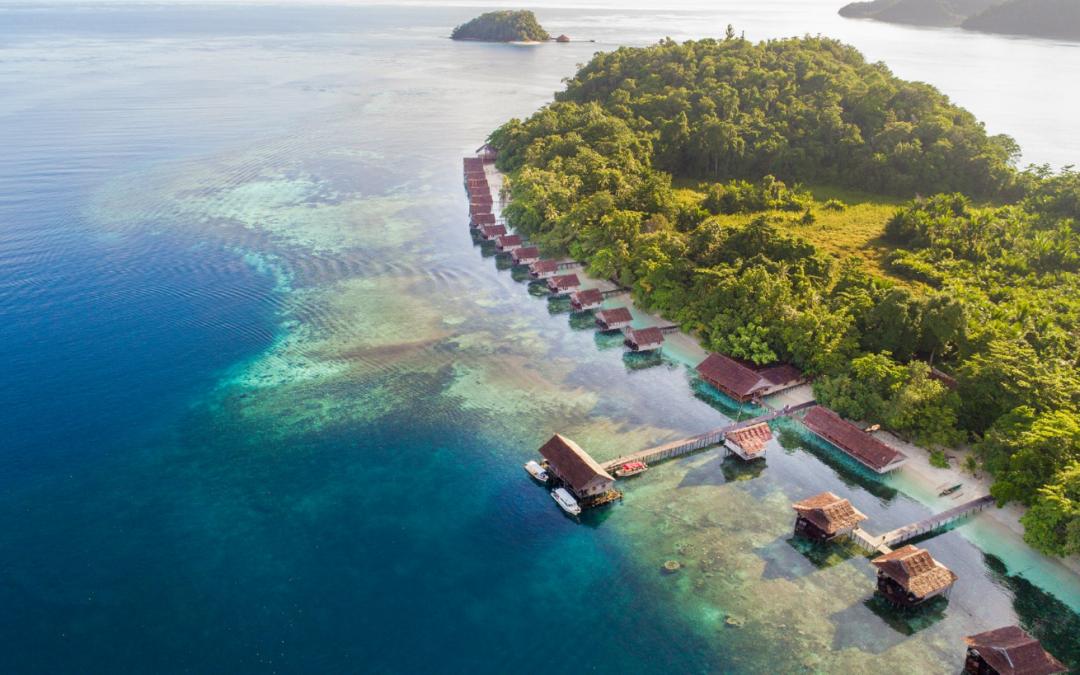 eco resort sulawesi