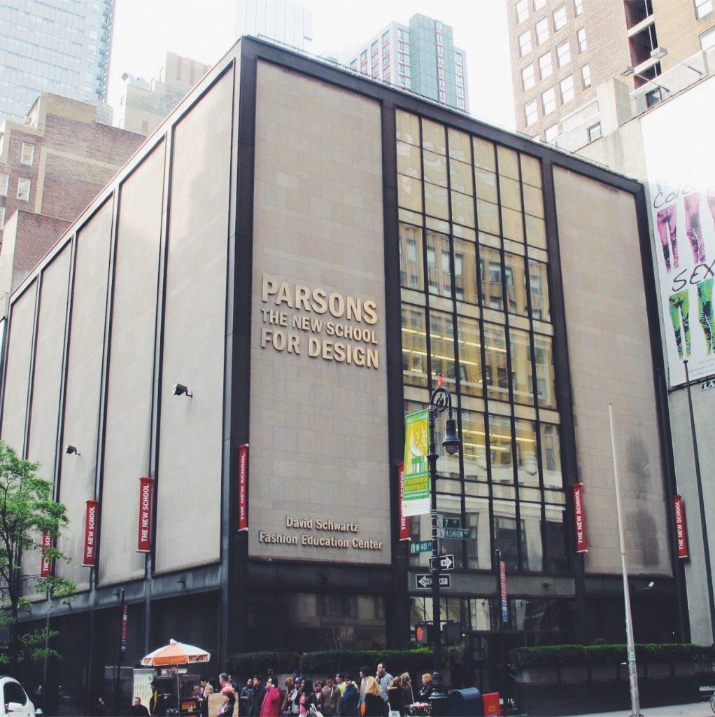 Sustainable Fashion Design Program Parson The New School for Design