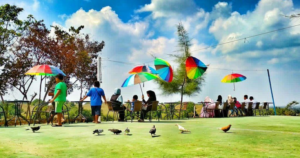 Burung Dara tourism park