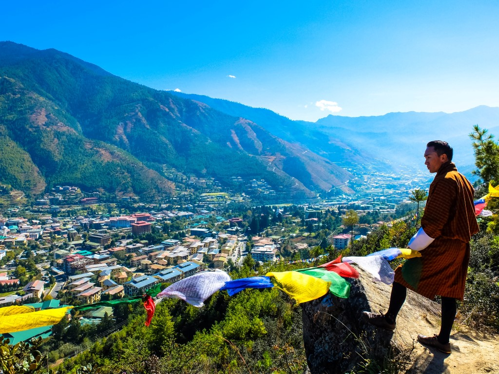 Bhutan The World S Only Carbon Negative Country Horn