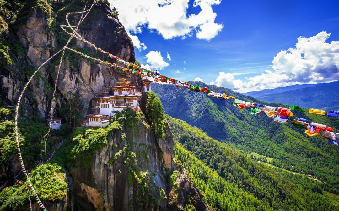 Bhutan the World's Only Carbon-negative Country