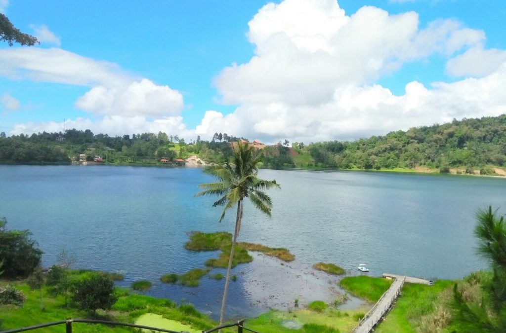 Five natural attractions in Tomohon