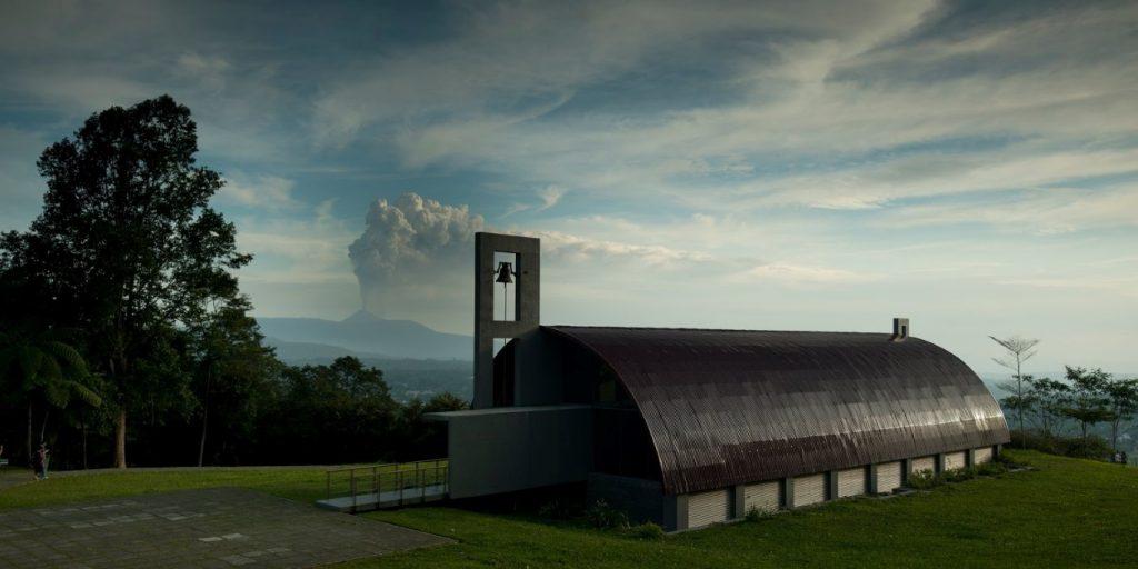 Prayer Hill Tomohon