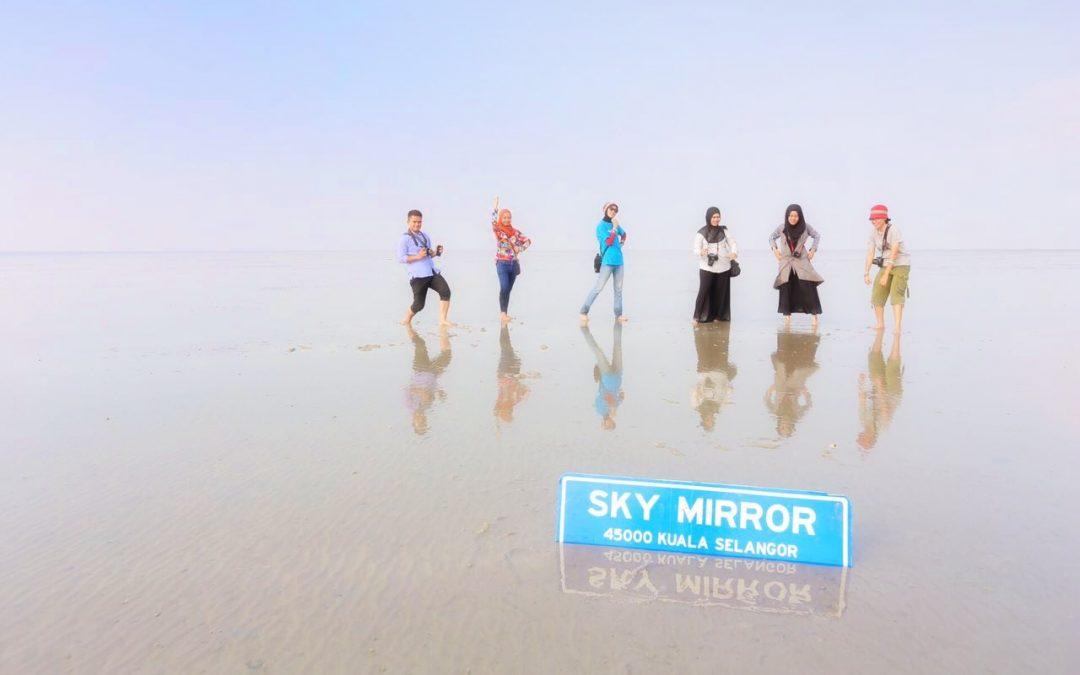 Sky Mirror in Selangor