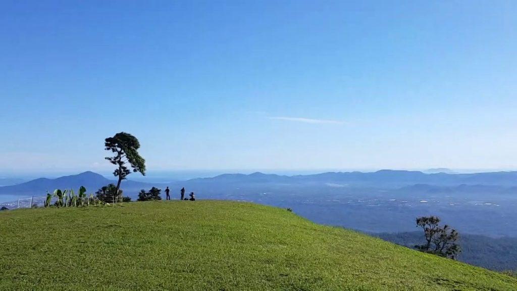 Tetetana peak