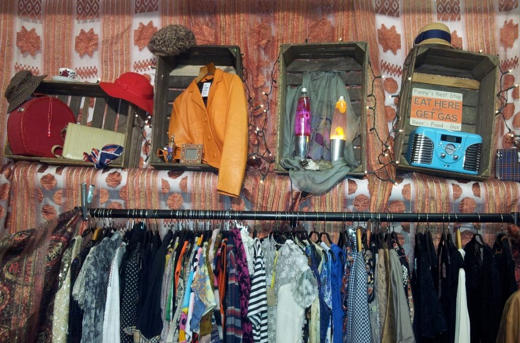 FiveBest Places for Vintage Shopping in London