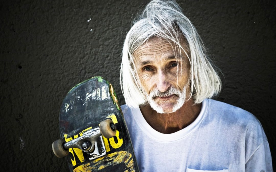 Neal Unger 61 years old Rad Skater