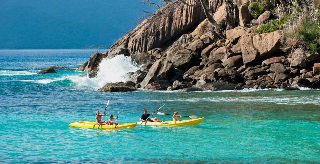 north island in seychelles
