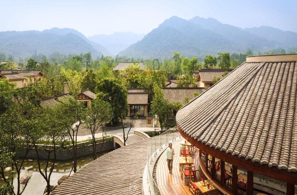 Six Senses Qing Cheng Mountain, an Eco-Friendly Luxury Hotel