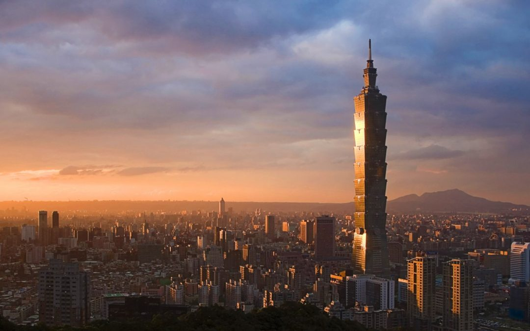 Taipei 101 TheTallest Green Building in the World