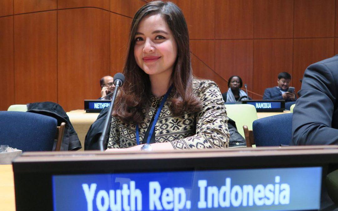 Tasya Kamila, Inspiring Young Environmentalist
