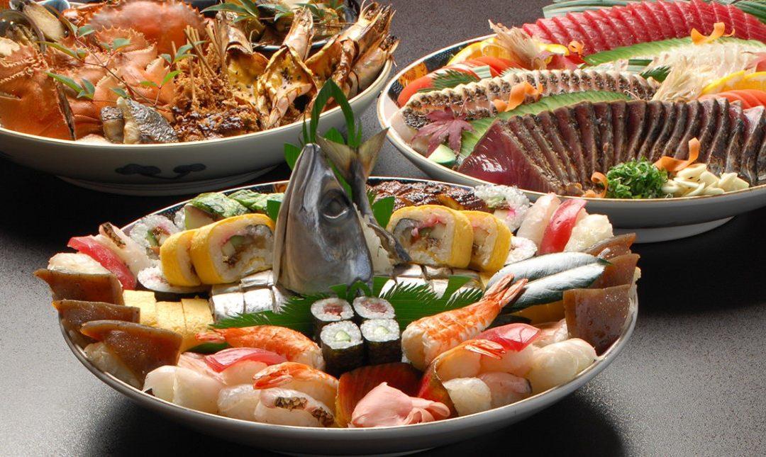 Healthy Foods in Japan