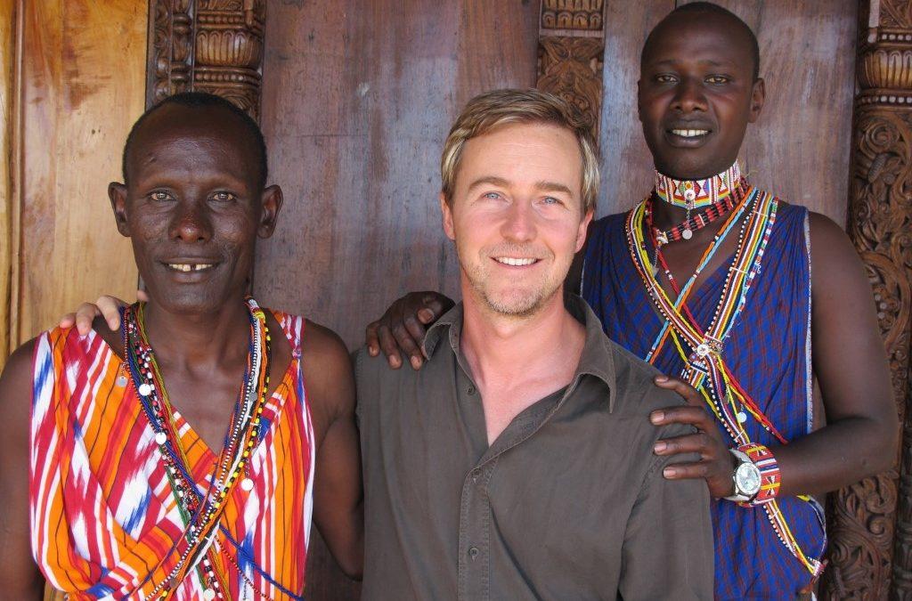Edward Norton a United Nations Goodwill Ambassador