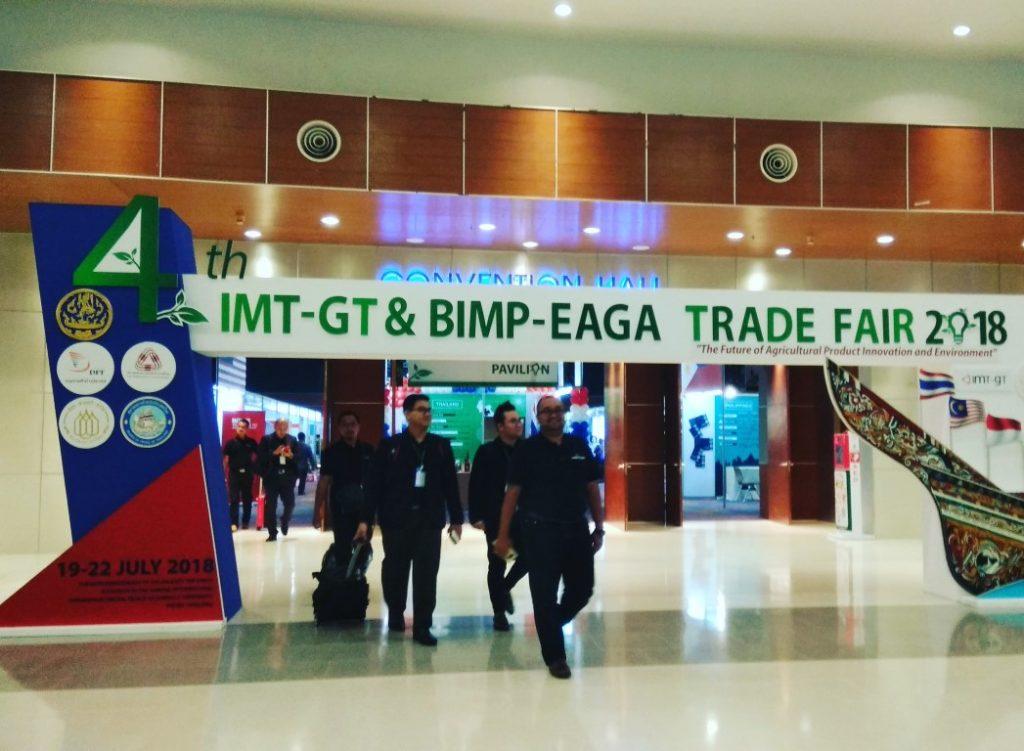 tradeshow Hat Yai Thailand