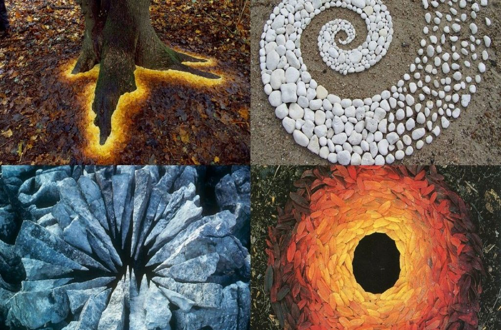 Andy Goldsworthy: Artist that Collaborate with Nature | Horn Necklace