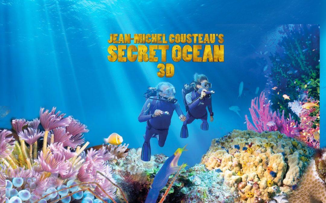 Jean-Michel Cousteau Ocean Explorer from France