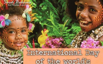 Happy International Day of the World's Indigenous Peoples