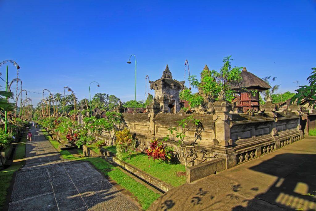 desa penglipuran village