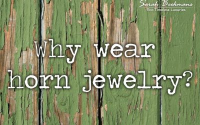 Why wearhorn jewelry?