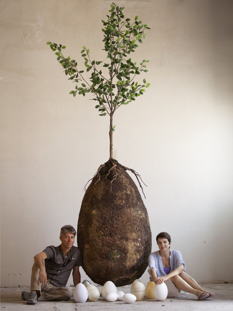 natural burial pemakaman organik