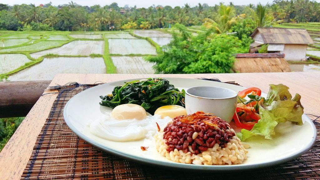 Restoran Vegetarian Murah di Ubud cheap vegetarian restaurants in ubud Warung Bodag Maliah