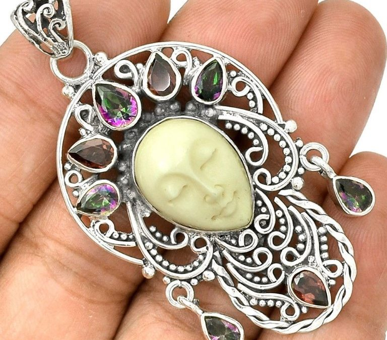 Why Women Love Balinese Cow Bone Necklace
