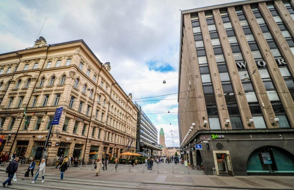 cleanest cities in the world 2019 Kota Paling Bersih Helsinki