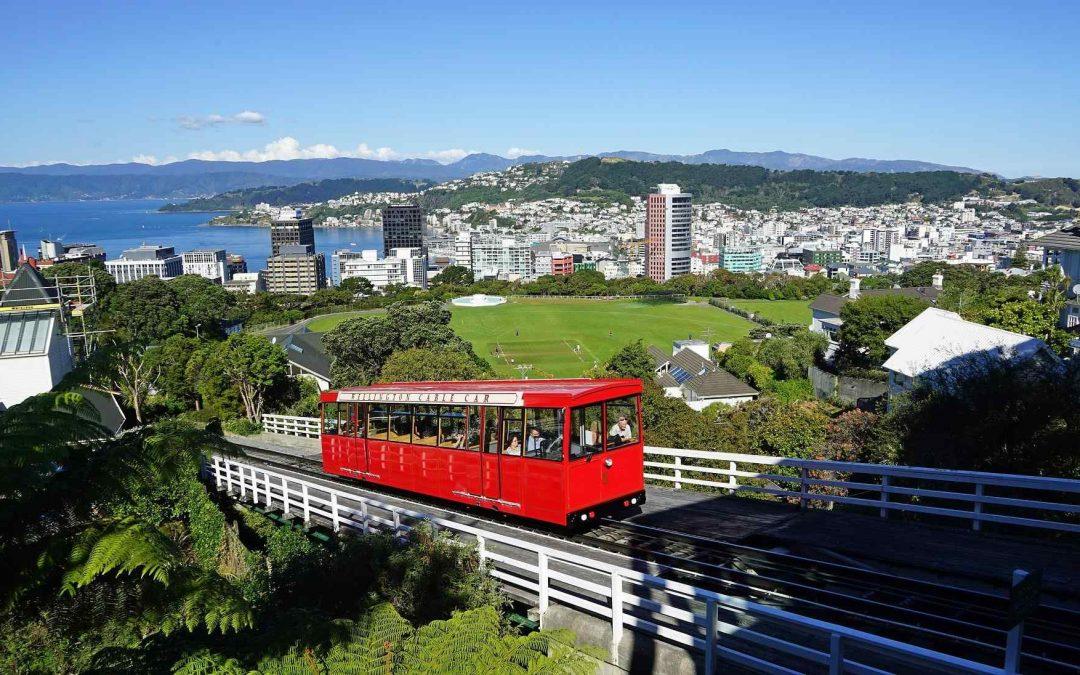cleanest cities in the world 2019 Kota Paling Bersih Wellington