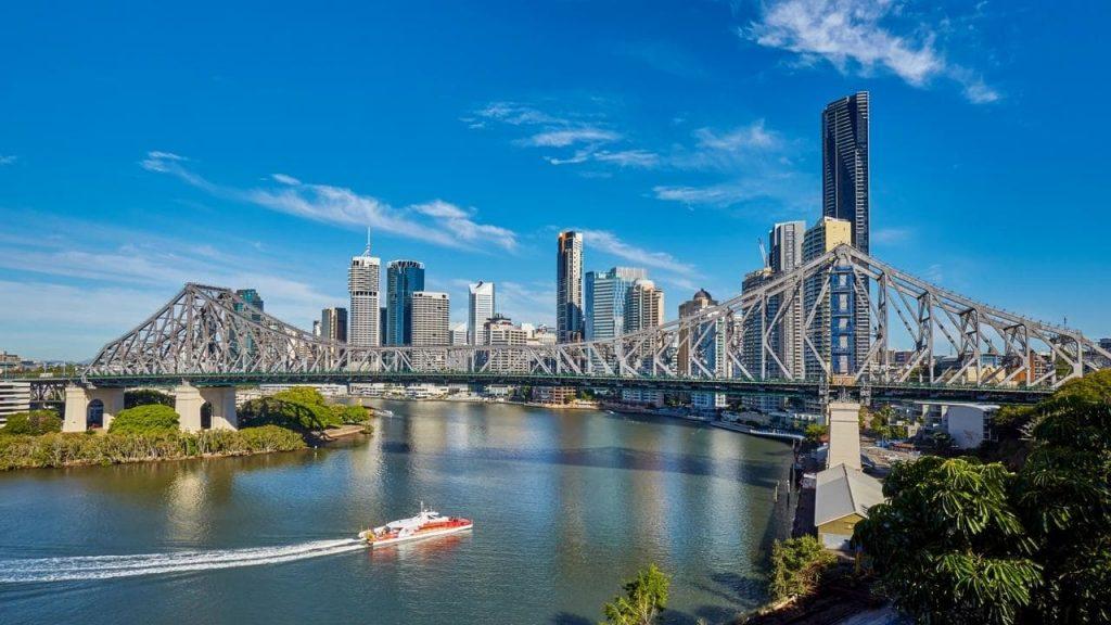cleanest cities in the world kota terbersih di dunia Brisbane
