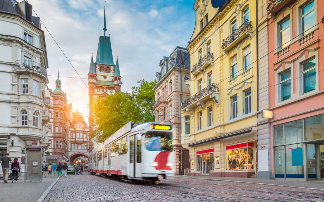cleanest cities in the world kota terbersih di dunia Freiburg