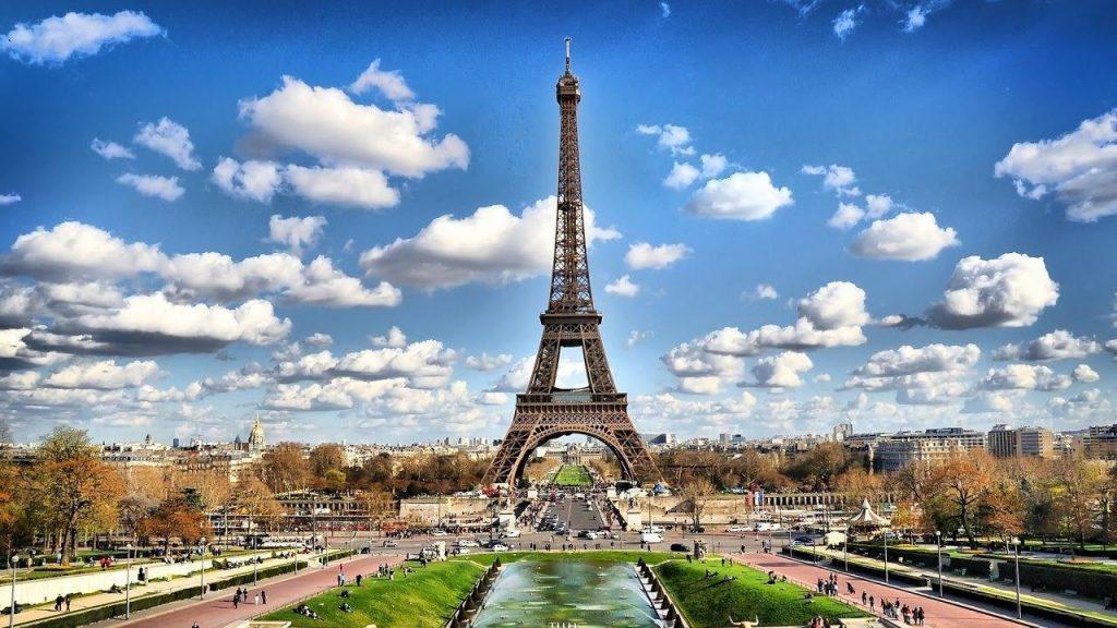 cleanest cities in the world kota terbersih di dunia paris