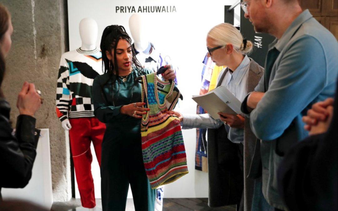 Priya Ahluwalia Wins H & M Design Award