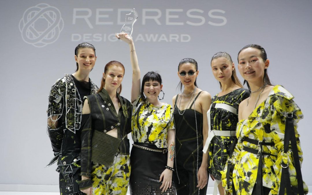 Tess Whitfort Wins Redress Award for Sustainable Fashion