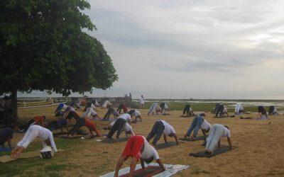 Free Yoga Class in Bali? It's Possible