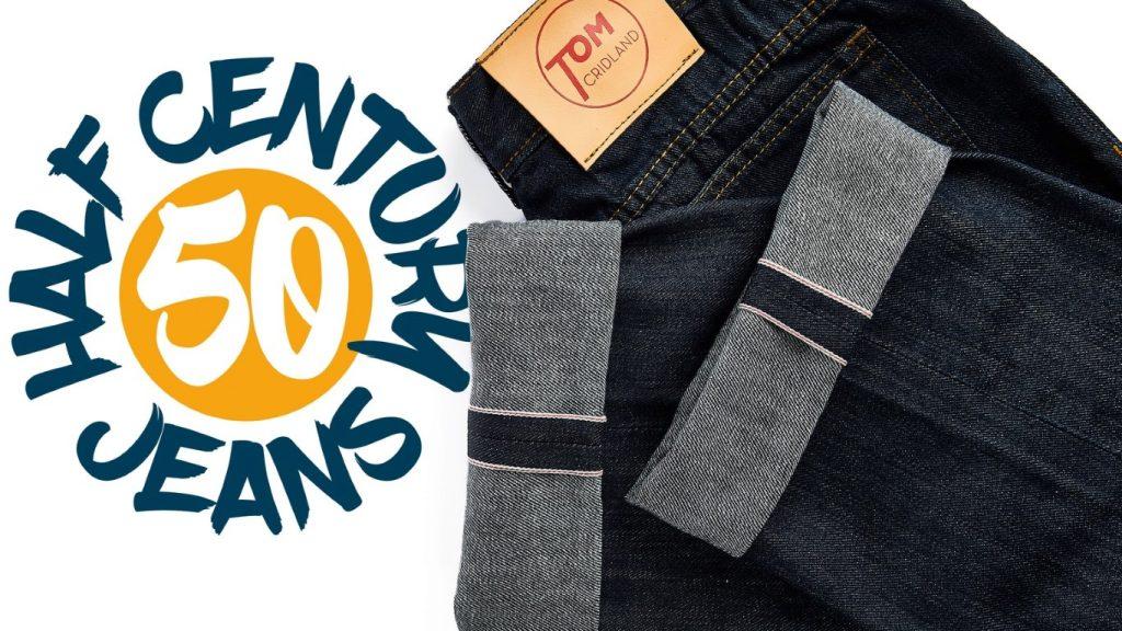 half century jeans