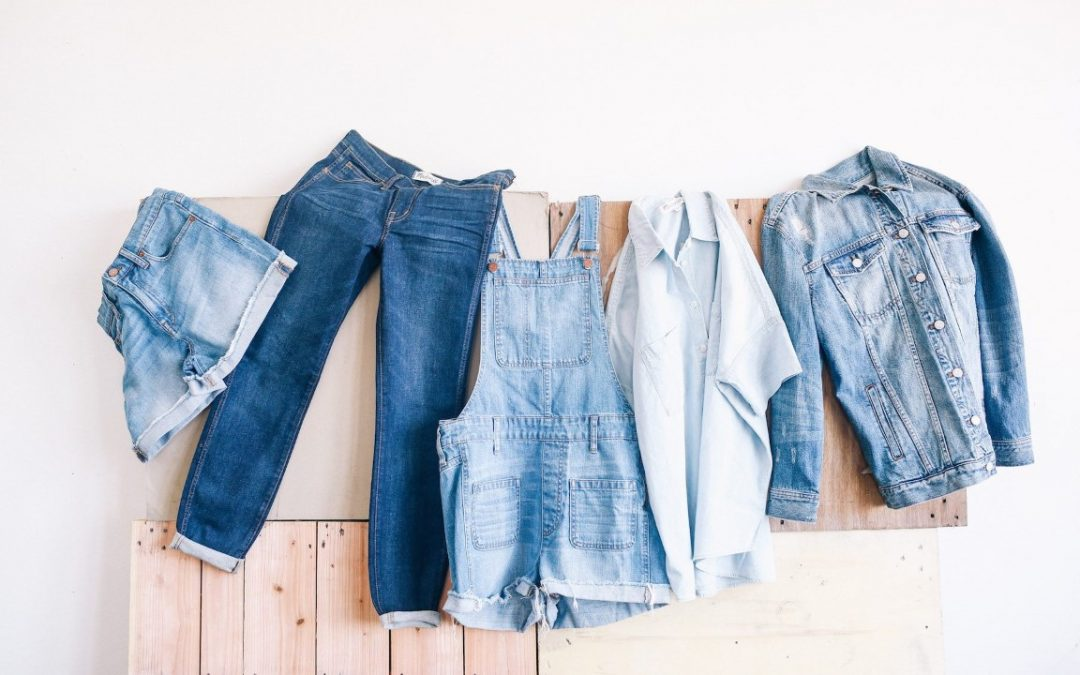 Madewell Jeans Clothing Made of This Unique Material