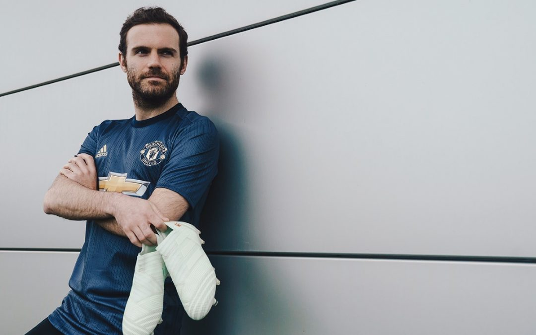 Adidas unveils a Manchester United jersey created from ocean plastic