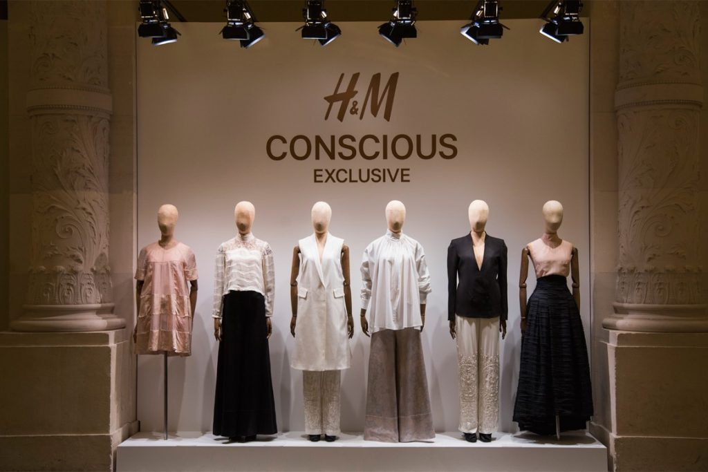 h&m committed