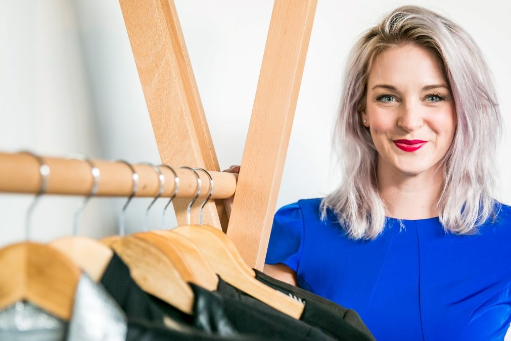 Sian Rowlands Give clothes a Second Chance at happiness